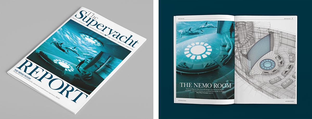 genesis · Spezialbroschüre · Panoramadruck · Fotografie · Konzept · Produktbroschüre · Broschüre · Design · Gestaltung · Art Crash Werbeagentur Karlsruhe