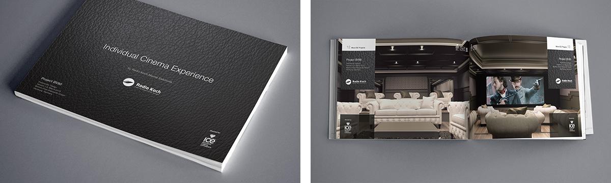 genesis · Produktbroschüre · Broschüre · Design · Gestaltung · Art Crash Werbeagentur Karlsruhe