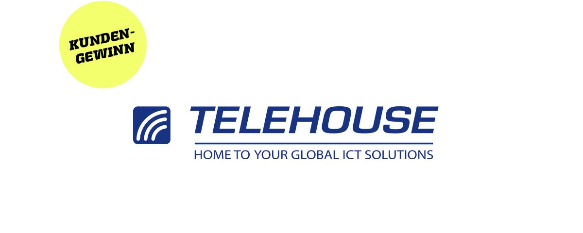 Telehouse · Kundengewinn · Art Crash Werbeagentur Karlsruhe