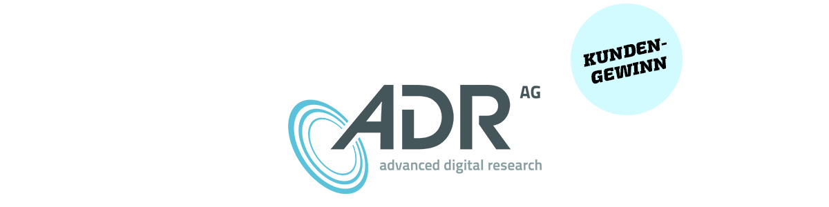 ADR · Advanced Digital Research · Kundengewinn · Art Crash Werbeagentur Karlsruhe