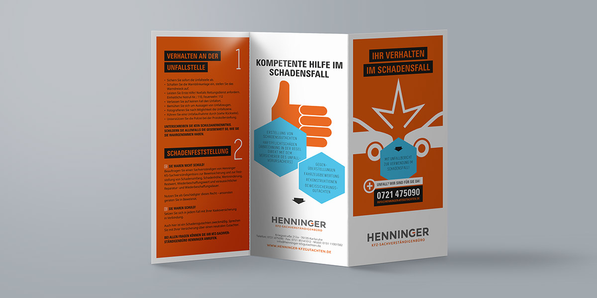 Henninger · Kundengewinn · Art Crash Werbeagentur Karlsruhe