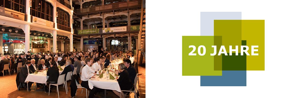 20 Jahre medavis: Art Crash Werbeagentur Karlsruhe gratuliert!
