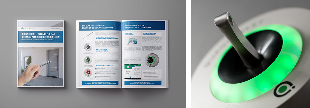 Schlüsselerlebnis: Kommunikation für Picosens · Art Crash Werbeagentur Karlsruhe