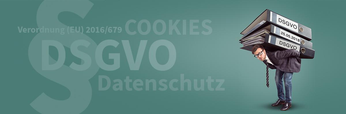 DSGVO · Art Crash Werbeagentur Karlsruhe